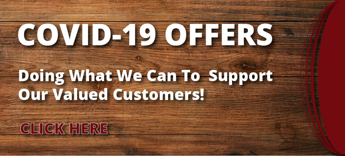 COVID-19 Offers - Supporting Our Valued Customers